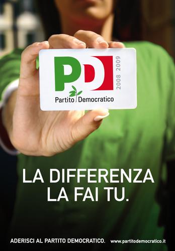 Campagna adesioni 2008-'09